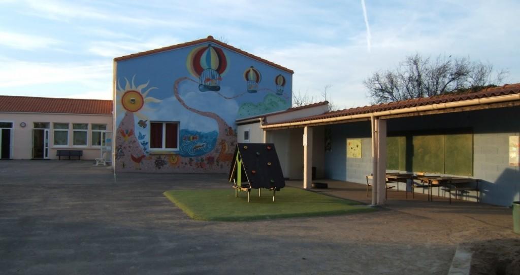 Ecole Saint Aignan Grandlieu